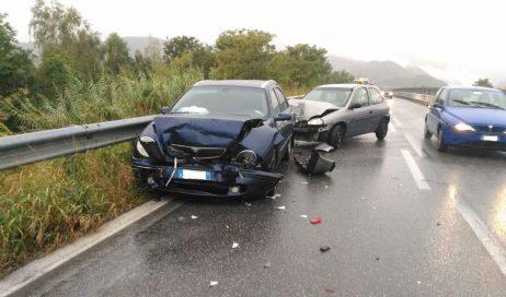 Doppio incidente sulla circonvallazione di Pinerolo