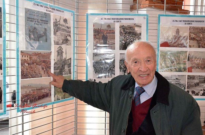 San Pietro Val Lemina. Michele Colombino: 90 anni da protagonista