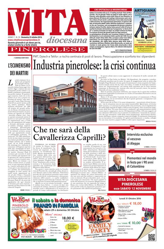 prima-pagina-vita-diocesana-pinerolese-numero-19-domenica-23-ottobre
