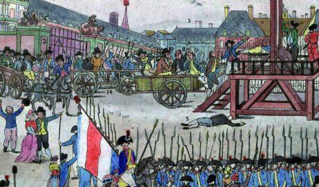 Il falso mito della rivoluzione francese