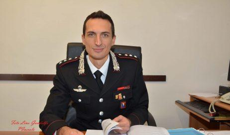 Pinerolo. Ha preso servizio il nuovo comandante dei Carabinieri, Pasquale Penna