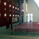 Il forno crematorio di Piscina - Interno