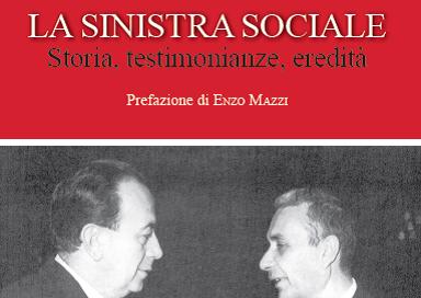 """Nel nuovo libro di Merlo """"La sinistra sociale""""  della DC"""