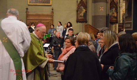 [ photogallery ] A Pinerolo il mandato dei catechisti e il giubileo dei bambini