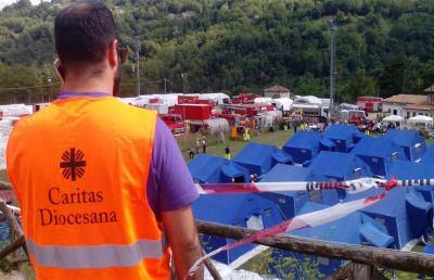 Le parrocchie della diocesi hanno consegnato alla Caritas più di 55mila euro per la ricostruzione nelle zone terremotate