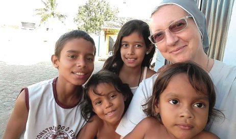 Brasile terra di missioni  e vocazioni. La testimonianza di suor Gemma Valero