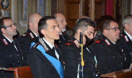 [ photogallery ] A Pinerolo la messa per i carabinieri