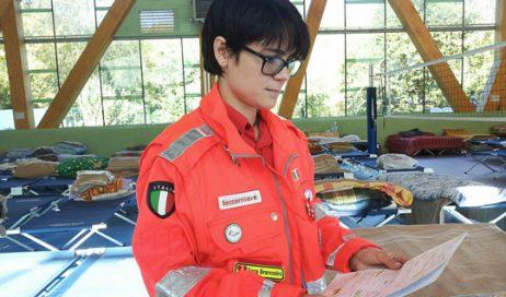 Volontari della Croce Verde Pinerolo in partenza per fornire aiuto nelle zone terremotate
