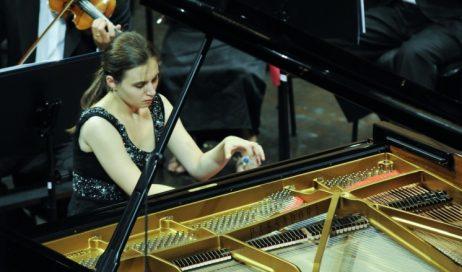 Incontro con la pianista russa Anna Bulkina