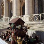 [photogallery] Un'arca di cioccolata da Genova a Roma