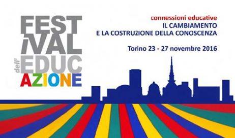 A Torino va in scena il Festival dell'educazione