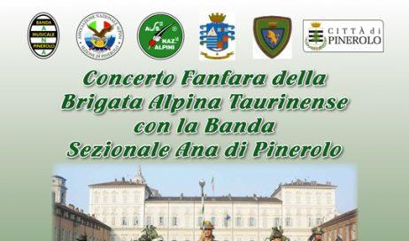 Pinerolo. Il 18 dicembre concerto di Natale della Brigata Alpina Taurinense