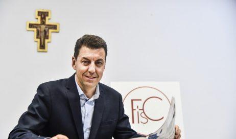 Don Adriano Bianchi, nuovo presidente della federazione dei giornali cattolici