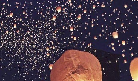 Pinerolo. Capodanno in piazza… a lume di lanterne