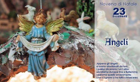 NOVENA DI NATALE/8 GLI ANGELI