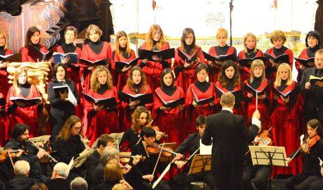 Pinerolo. 25 candeline per il Coro Ensemble Vocale Arcadia diretto da Cappellin