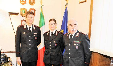 Cumiana. Michela Balangero è la prima donna comandante di stazione in Provincia di Torino