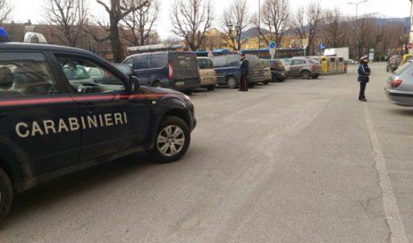 Pinerolo. Carabinieri e Polizia locale intensificano i controlli contro i parcheggiatori abusivi