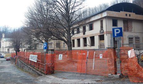 Villar Perosa. Per il poliambulatorio abbandonato si prospetta un'asta pubblica di cessione