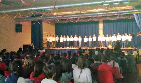Pinasca. La Giornata della memoria con i bambini della Hurbinek