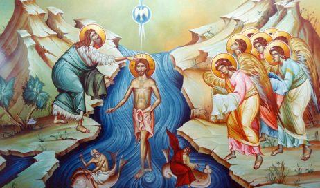 Gesù dalla Galilea venne al Giordano