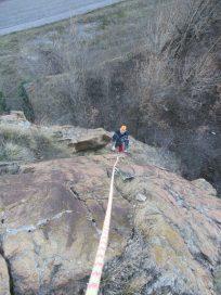 Lody in arrampicata