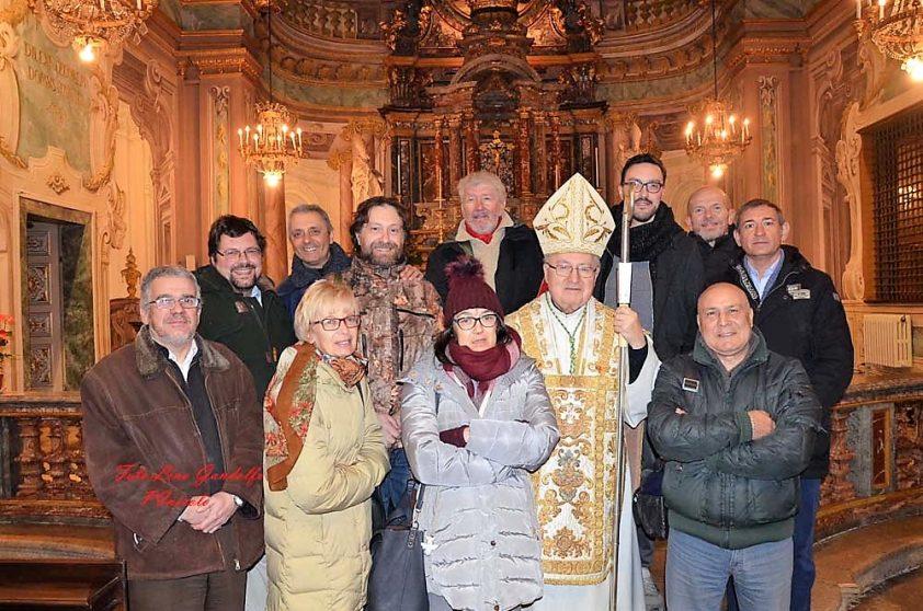 [ photogallery ] A Pinerolo giornalisti in festa per il patrono Francesco di Sales