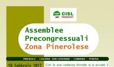 A Pinerolo l'assemblea precongressuale della FNP CISL