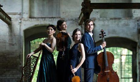 Il 7 febbraio torna a Pinerolo lo Stratos Quartett