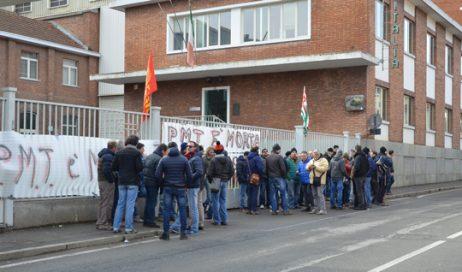 PMT: sono 40 i lavoratori esclusi. Maccari (CISL): delusa dal disinteresse delle istituzioni centrali e dalla rigidità della nuova proprietà