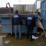 Controlli dei carabinieri nelle isole ecologiche: diverse irregolarità riscontrate