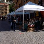 Erbe in fiera a Perosa - foto Mazzocchi