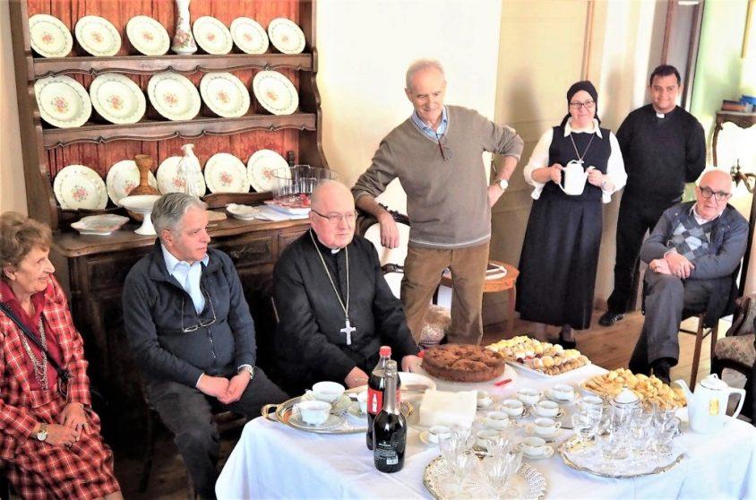 77° compleanno monsignor Debernardi