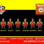 Ciclismo. Domani Jacopo Mosca corre la Milano-Sanremo