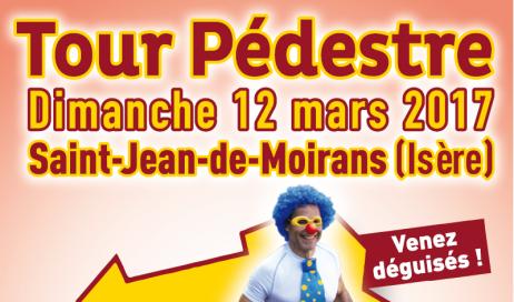 Il 12 marzo a  Saint Jean de Moirans si corre in maschera