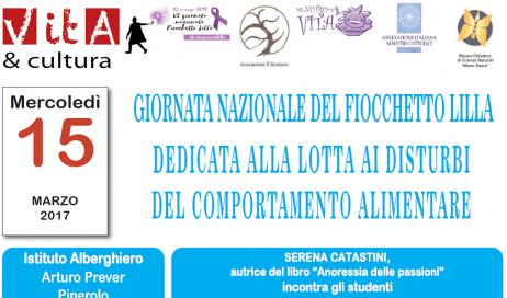 Il 15 marzo Giornata Nazionale dedicata alla lotta ai Disturbi del Comportamento Alimentare