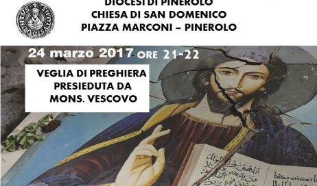 Venerdì 24 marzo a Pinerolo la veglia di preghiera in memoria dei missionari martiri