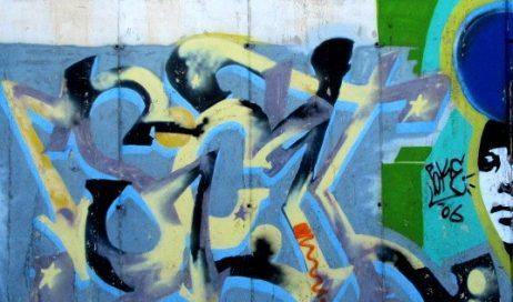 Con la FIDAPA gli studenti colorano il sottopasso della Stazione  Olimpica di Pinerolo