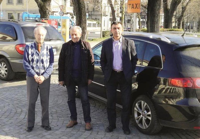 taxi pinerolo
