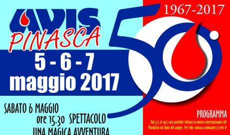 Pinasca. 50 anni di AVIS