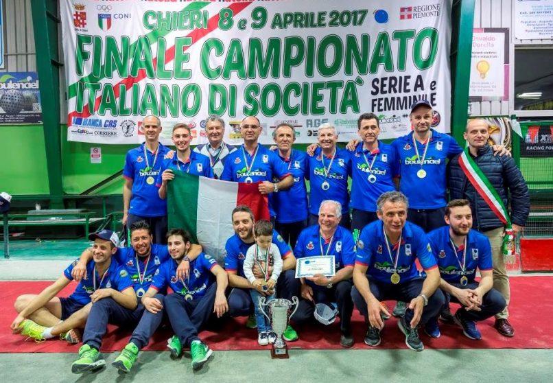 Perosina-Boulenciel Scudetto 2016-2017 Festa finale - Copia