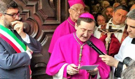 Saluzzo ha accolto il nuovo vescovo, monsignor Cristiano Bodo