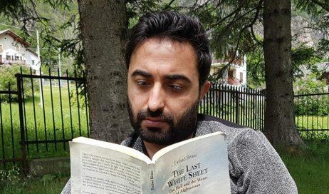 Mercoledì 7 giugno arriva a Pinerolo Farhad Bitani, rifugiato politico afgano
