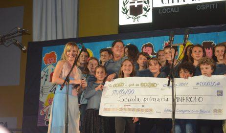 Il coro dell'Istituto Maria Immacolata trionfa a Busca!