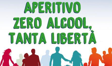 Aperitivo zero Alcool tanta libertà