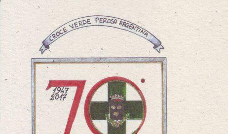 Settant'anni di Croce Verde a Perosa Argentina