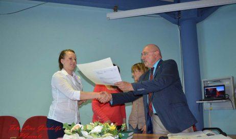 Alberghiero di Pinerolo e Agrario di Osasco: consegnati i diplomi ai maturati del 2016