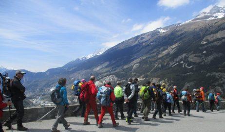Escursionismo in Savoia. Le MERAVIGLIE DELLA VAL VANOISE