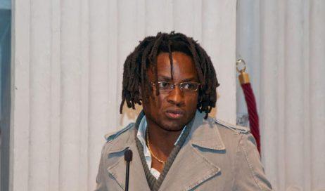 John Mpaliza, il congolese che cammina per la pace
