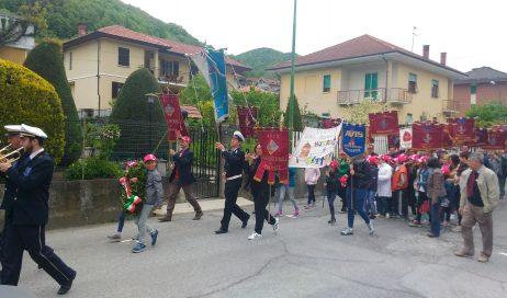 Pinasca celebra i cinquant'anni dell'AVIS